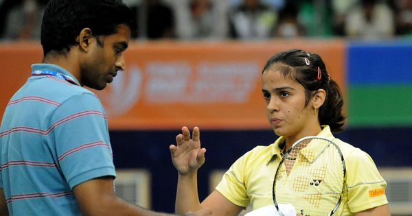 Saina Nehwal heaps praise on Gopichand-led coaching staff after win over Carolina Marin