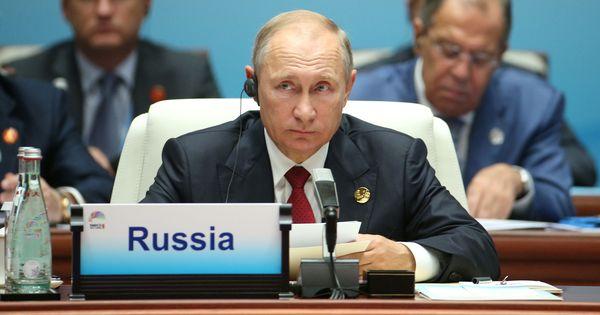Putin says Russia won't boycott 2018 Olympics despite 'politically motivated' ban