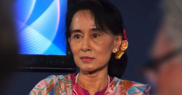 Myanmar's Suu Kyi says fake news reports were exaggerating the Rohingyas crisis in Rakhine