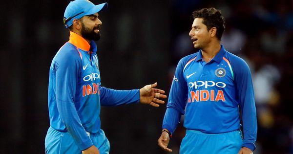 Kuldeep Yadav heaps praise on captain Kohli: Watching him in the field is a motivation in itself