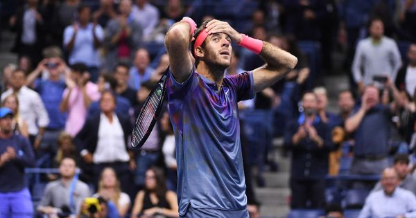 Del Potro didn't just beat Federer, he made it clear that he's not fading away anytime soon