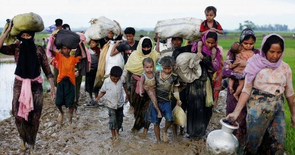 Video: Why India wants to deport one of the most persecuted minorities, the Rohingya Muslims