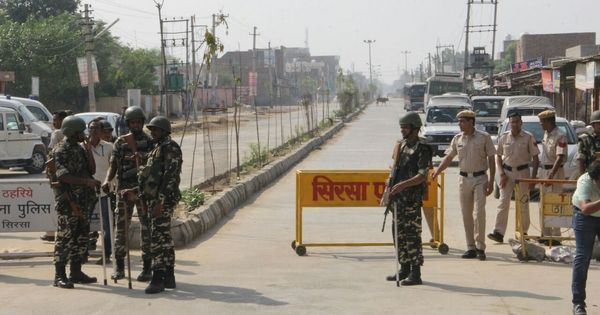 The big news: Haryana officials find banned notes in Dera headquarters, and 9 other top stories