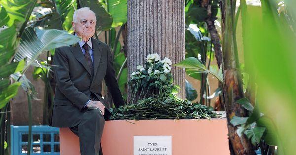 Yves Saint Laurent fashion house co-founder Pierre Bergé dies at 86