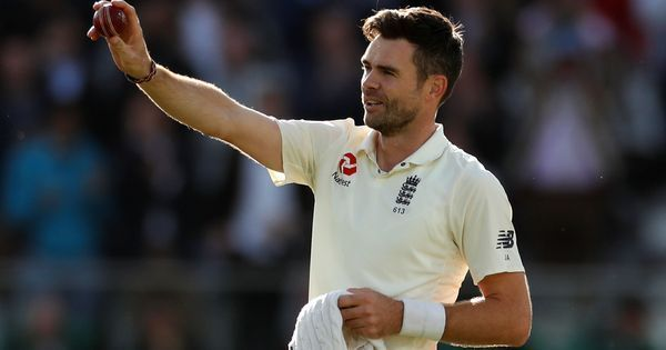 Don't think there's any age: Coach Bayliss believes James Anderson has many years of cricket left