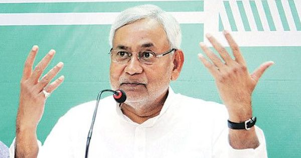 Bihar Chief Minister Nitish Kumar calls for nationwide ban on liquor