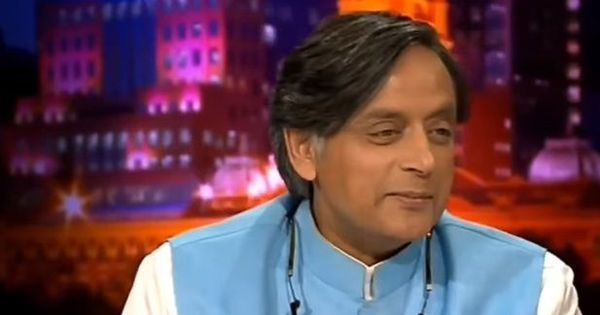 'India missed the bus for they threw us under its wheels': Shashi Tharoor on British rule of India