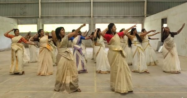 Watch: Dance videos of 'Jimikki Kammal' are pouring in and, among others, Jimmy Kimmel is a fan