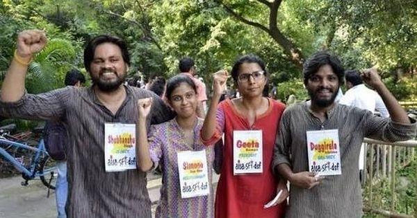 जेएनयू छात्रसंघ चुनाव : क्यों यहां लेफ्ट को हराना फिलहाल मुश्किल ही नहीं नामुमकिन है