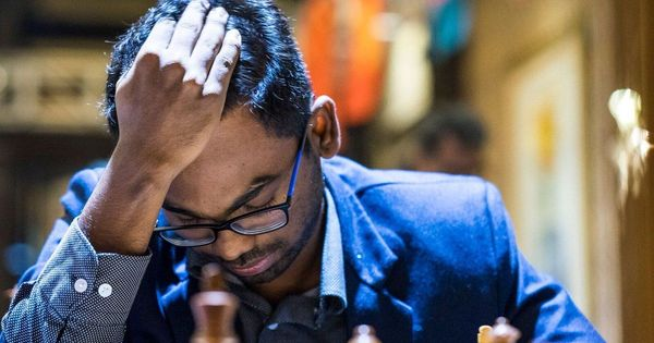 Chess: India's SP Sethuraman in joint lead at Aeroflot Open after beating compatriot Deep Sengupta