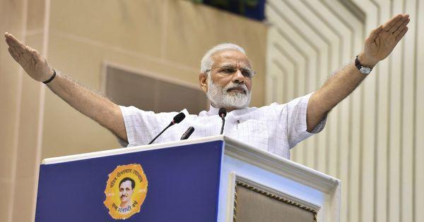 क्या वाकई प्रधानमंत्री मोदी ने भारत में जन्म लेने को पिछले जन्म का पाप बताया था?