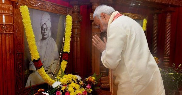 Narendra Modi must do more than  quote Vivekananda on One Asia. He must heed his words on refugees