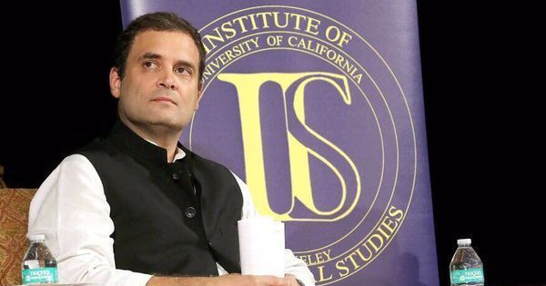 'It's 2017, not 1817': Rahul Gandhi's fresh Twitter attack after Rajasthan Ordinance