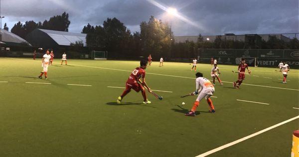 Hockey: Indian women play out 2-2 draw against Belgium junior men's team