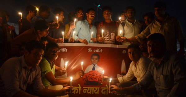 Gurugram school murder: Bus conductor to file case against police officers