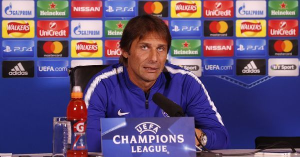 Antonio Conte takes blame for Chelsea's average performance against Roma