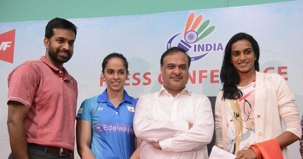 BAI president Himanta Biswa Sarma elected as vice-president of Badminton Asia Council