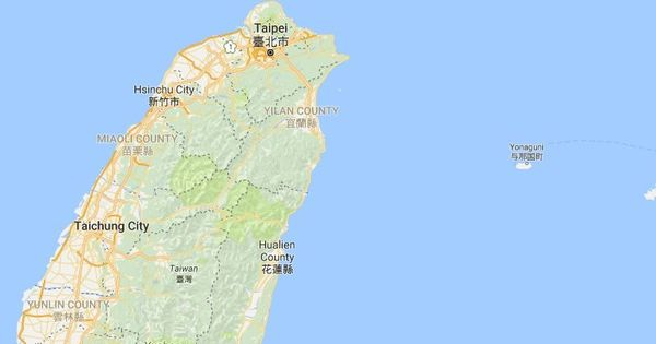 Taiwan braces for Typhoon Talim with maritime warning, Chinese airlines cancel flights