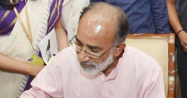 'Can't blame Modi for the actions of those who are crazy and nuts,' says Union minister KJ Alphons