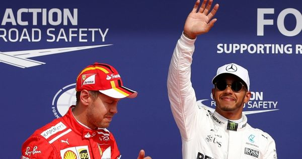 'It is going to be a close fight': Hamilton ready for showdown with Vettel ahead of Monaco GP