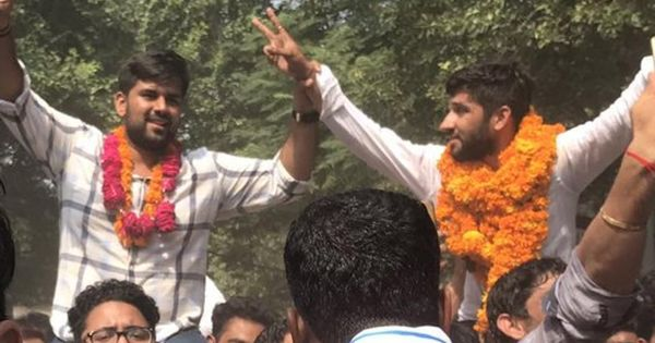 DU Students' Union chief gets court notice after ABVP claims he was charged for attempted murder