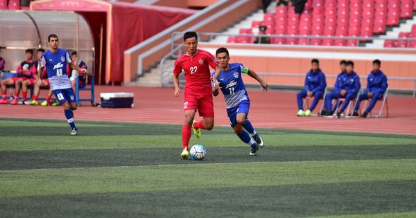 Bengaluru FC through to AFC Cup Inter-Zone Final after draw 0-0 against 4.25 SC
