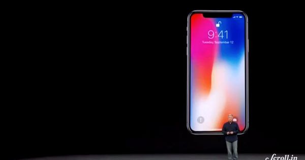 Apple launched its much-anticipated iPhone X, steep price and shipping date raise eyebrows