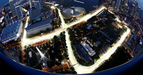 Singapore Grand Prix gets four-year contract extension to host races till 2021