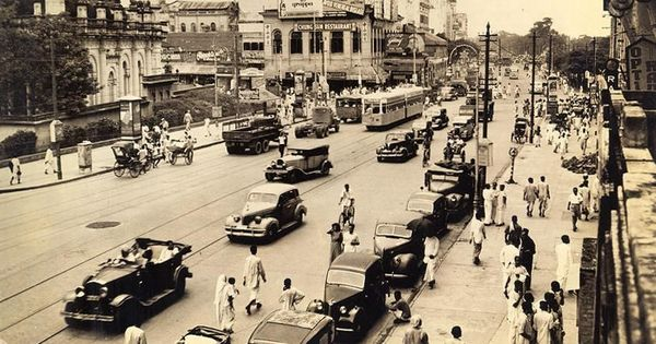 Watch: How Calcutta's infamous traffic posed a major hurdle to US military forces back in 1945