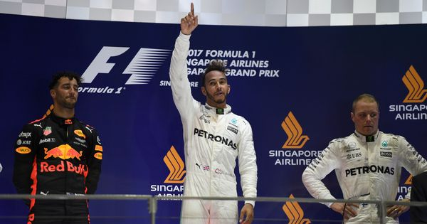 Chaotic race, gassy drivers: The five big talking points from Singapore GP