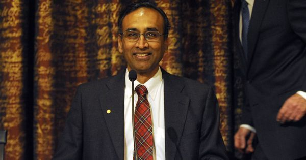 Indians should focus on education and technology, not meat: Nobel laureate Venkatraman Ramakrishnan