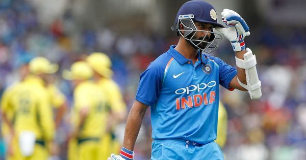 Should Rahane be dropped? Three talking points the first India-Australia ODI