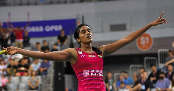 In an energy sapping match vs Okuhara, PV Sindhu successfully changes gears and tactics to win