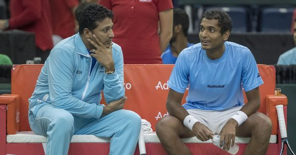 Indian players don't have the training required at a young age to build a base, says Bhupathi