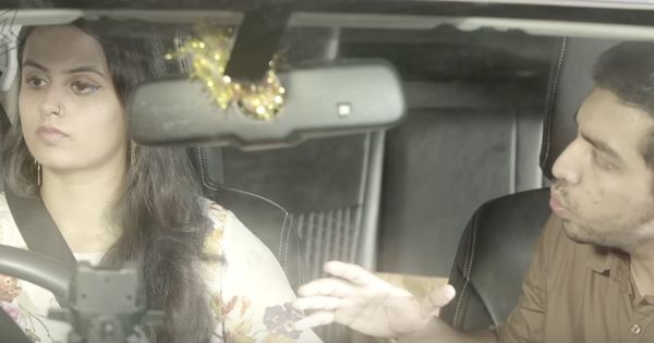 Watch: Traffic is not the only hurdle women drivers in India (make that Delhi) have to face