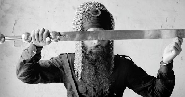 Watch Punjab's majestic Nihang warriors in stunning monochrome visuals in 'Immortals'