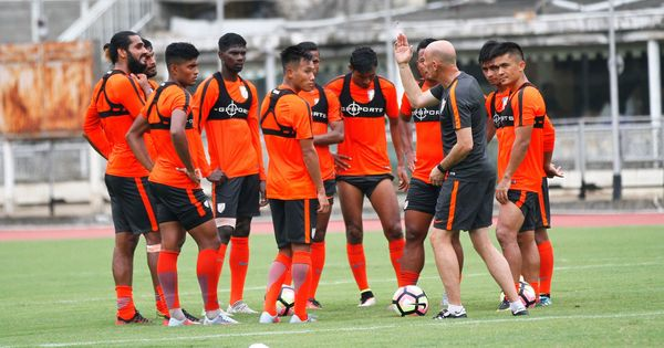 Eleven U-23 players named in India's preliminary squad for Asian Cup Qualifier against Macau