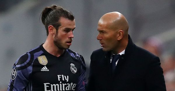 Boos can make Gareth Bale better, feels Real Madrid coach Zinedine Zidane