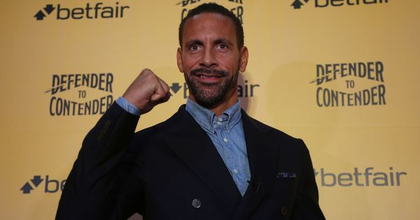 'This is a way of channeling my anger': Rio Ferdinand launches pro-boxing career
