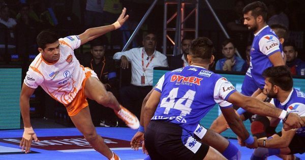 PKL: Paltan register comfortable win over Steelers, Pirates' Pardeep Narwal crosses 200-point mark