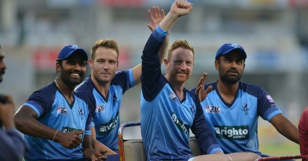 'It was a week I'll never forget': Paul Collingwood on playing for World XI in Pakistan