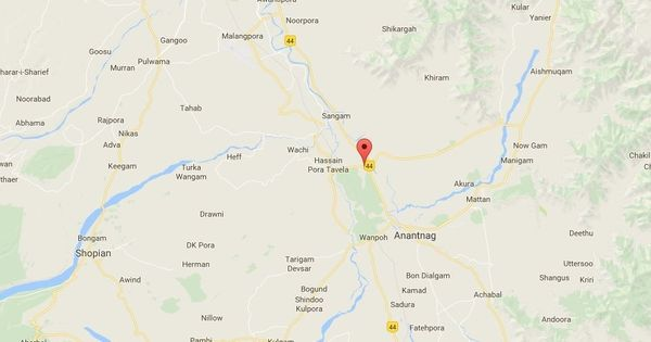 Kashmir: Suspected Hizbul Mujahideen militant arrested from Anantnag