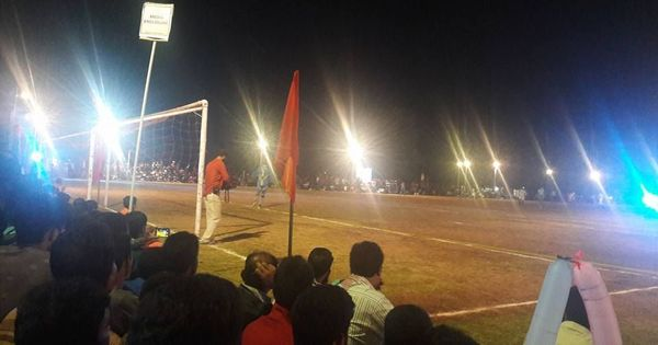 Estimated 20,000 people turn up to watch football game near Line of Control