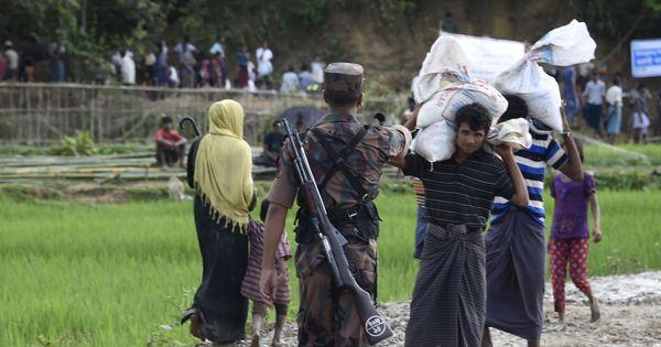 Rohingya refugee crisis: US to send $32 million as humanitarian aid