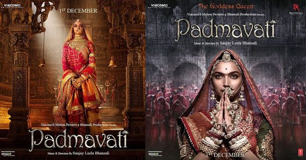 'Padmavati' first look is out, along with a new release date