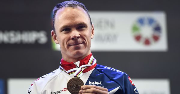 'Amazing end to an unforgettable season,' says Froome after bronze in worlds time-trial
