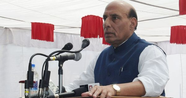 Modi government's healthcare plan is better than Obamacare, claims Rajnath Singh
