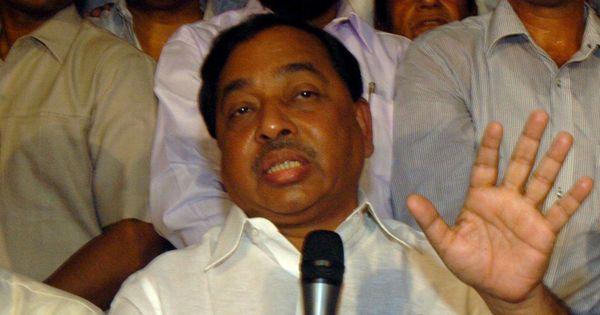 महाराष्ट्र के पूर्व मुख्यमंत्री नारायण राणे ने कांग्रेस छोड़ी, भाजपा में शामिल होने की अटकलें