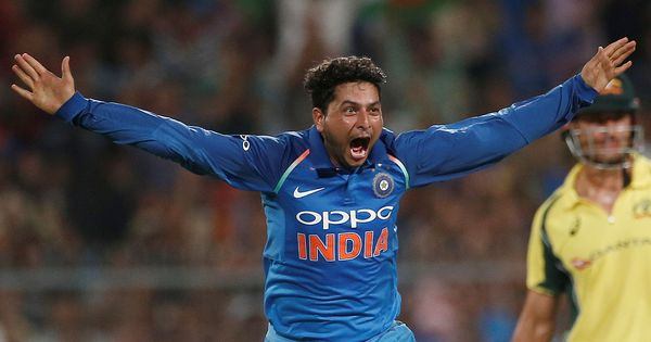 'Book his 2019 World Cup ticket now': Twitter erupts after Kuldeep Yadav's hat-trick