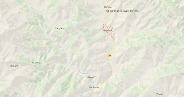 Jammu and Kashmir: Two militants arrested for attacking Banihal camp